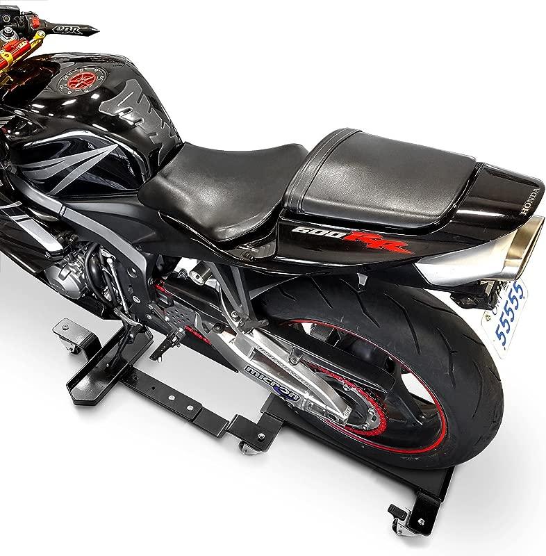 Venom Motorcycle Mover Dolly Cruiser Side Stand For Honda VTX 1300 1800 Valkyrie Rune 1500
