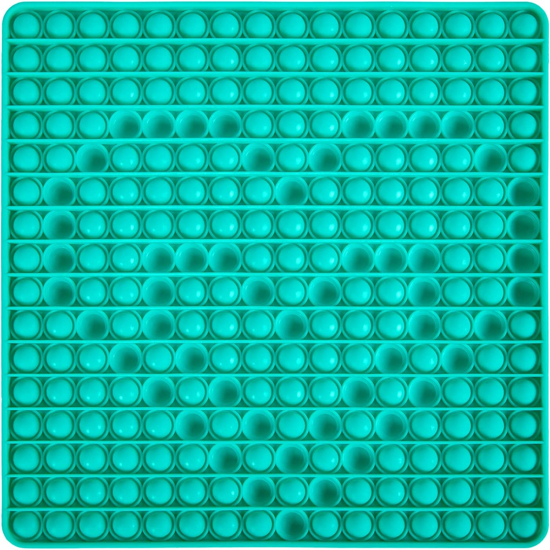 DINGFENG Big Size Discount mail order Push Pop Brand new Fidget pop Jumbo 256 Bubble Toy