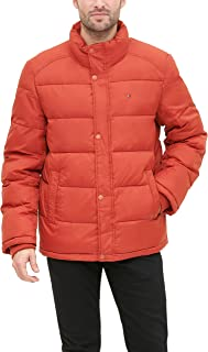 Men's Classic Puffer Jacket (Regular and Big & Tall Sizes)