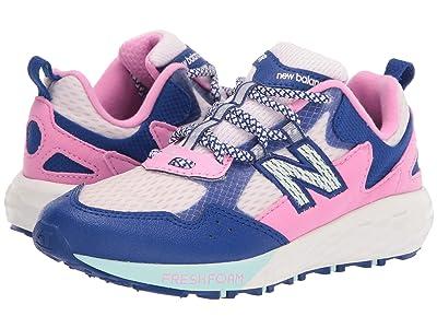 New Balance Kids Fresh Foam Crag v2 (Little Kid) (Cherry Blossom/Candy Pink) Girls Shoes