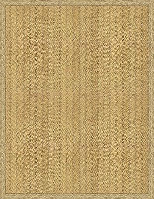 Vilber, tapis en vinyle avec effet sparte par impression numérique. ESPARTO DU 01.. 155X200 cm