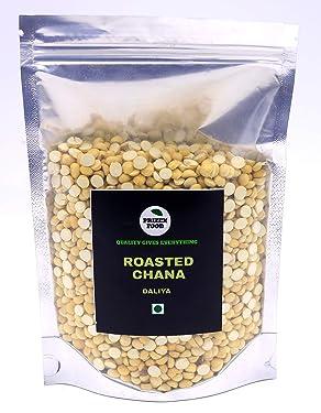 Prizex Fresh Organic Roasted Chana Dal,1KG