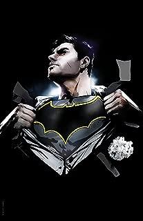 Batman 50 Jetpack Comics Forbidden Planet Jock Midnight Virgin Variant