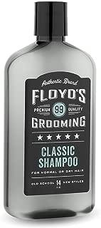 Floyd's 99 Classic Shampoo - All Hair Types - Moisturizing - 14 oz.