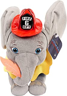 "Dumbo Live Action 7"" Plush with Fireman Outfit [53304]"