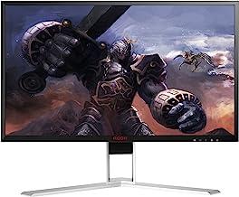 """AOC Agon AG271UG 27"""" Gaming Monitor, G-SYNC, 4k/ UHD (3840x2160), IPS Panel, 60Hz, 4ms, Height Adjustable, DisplayPort, HDMI, USB"""