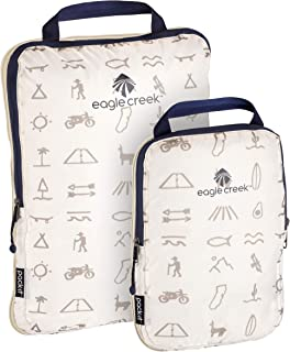 Eagle Creek Specter Compression Packing Cubes, Cali Hiero, (S/M), One Size