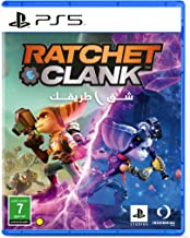 Ratchet & Clank: Rift Apart (PS5) - KSA Version