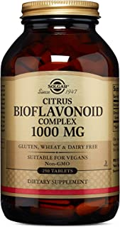 Citrus Bioflavonoid Complex 1000 mg 250 Tablets