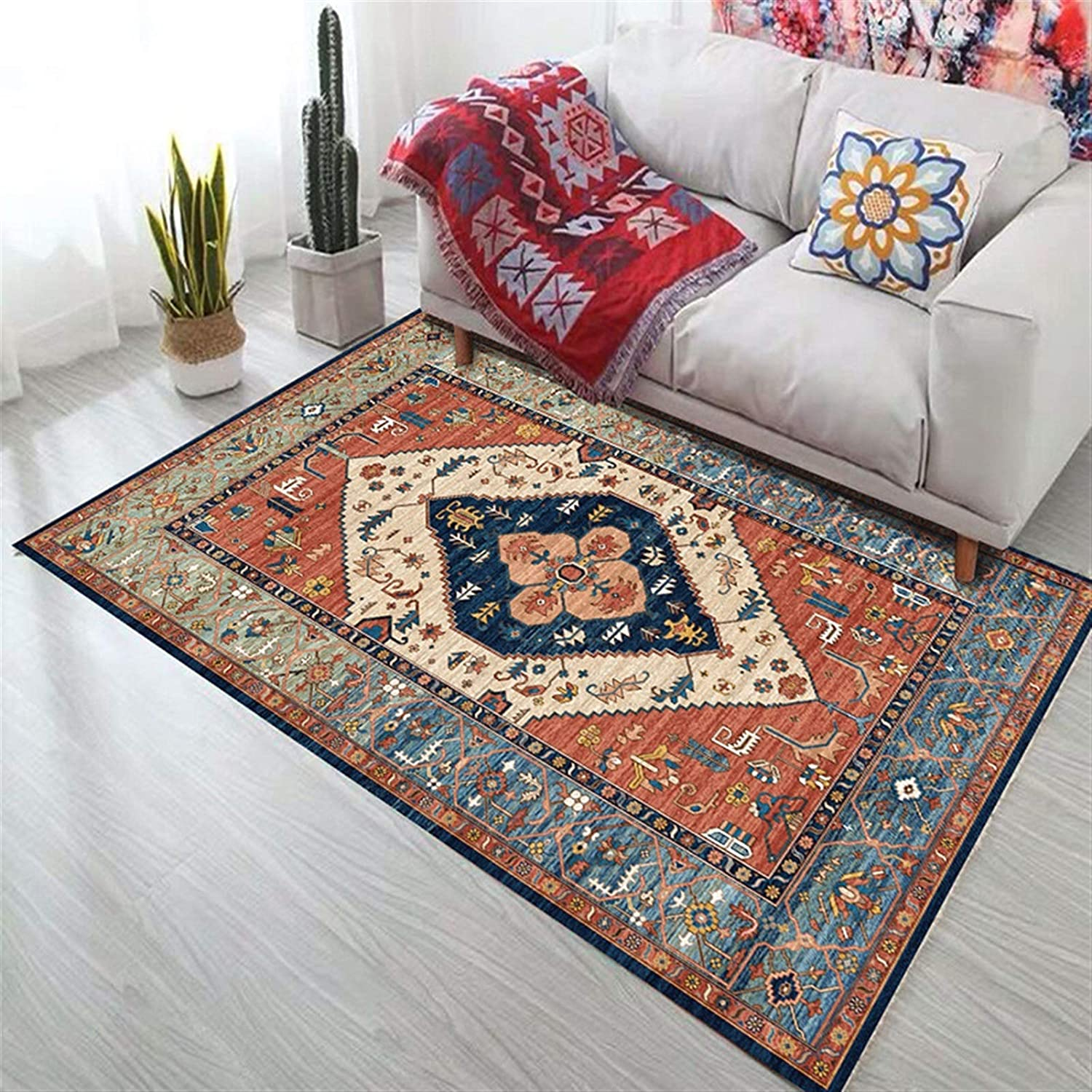 ZXCVBN Small Carpet Cool in Don't miss the campaign Sales Command Room East Carpe to Area Life