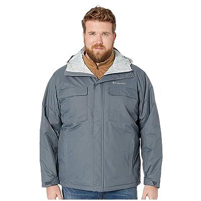 Columbia Big Tall Ten Fallstm Jacket (Graphite) Men