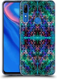 Official Amy Sia Ocean Lace Kaleidoscope Soft Gel Case Compatible for Huawei P Smart Z / Y9 Prime (2019)