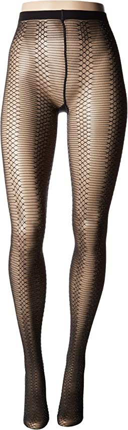 Wolford - Jennifer Glitter Net Tights