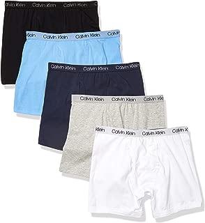 Boys' Modern Cotton Assorted Boxer Briefs Underwear, Multipack
