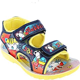 Bunnies Baby Boys&Girl Colourful Casual Sandal (1 to 5 Years Kids)
