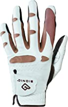 Bionic Glove Ladies Stablegrip with Natural Fit Golf Glove Regular, Brown