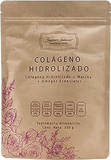 Joycare Juliana Colageno Hidrolizado con Matcha (+ Omegas esenciales), Suplemento Alimenticio/Nutricional Supplement (Pres...
