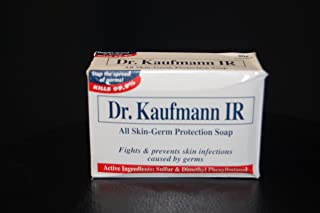Dr. Kaufmann IR All Skin Germ Protection Soap (80 Grams) By Unilever by Dr Dry