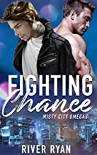 Fighting Chance: A Non-Shifter Mpreg Romance (Misty City Omegas Book 2)