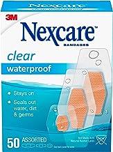 باندهای شفاف ضد آب Nexcare ، سخت ، ساخته شده توسط 3M ، اندازه متناسب ، 200 تعداد