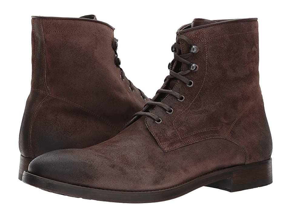 To Boot New York Astoria (Dark Brown Suede Bronx Light) Men