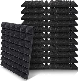 Ohuhu Acoustic Foam Panels 12-Pack, Each Size 2