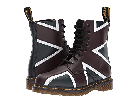 Union Jack Pascal 8-Eye Boot Dr. Martens