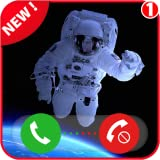 Calling From Astronauts - Free Fake Chat & Fake CALL Simulator ID PRO - PRANK FOR KIDS
