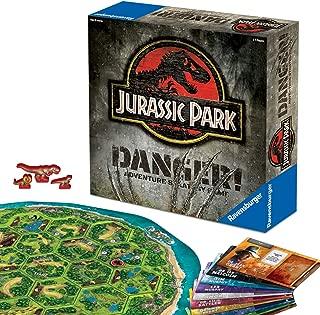 Ravensburger Jurassic Park Danger! Adventure Strategy Game for Kids & Adults Age 10 & Up!