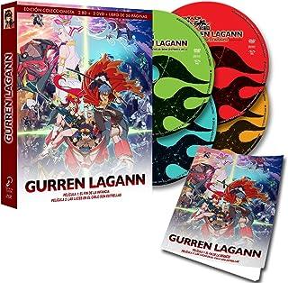 Gurren Lagann Ed. Col. - Cb (4)/ Libro [Blu-ray]