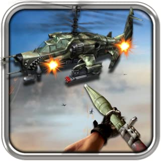 Helicopters Air Strike: Apache Air Attack