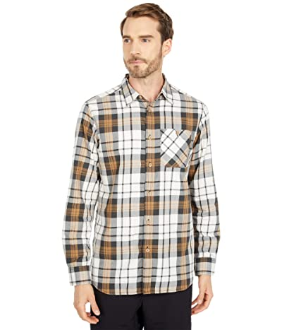 The North Face Hayden Pass 2.0 Shirt (Vintage White Heritage Medium Three-Color Plaid) Men
