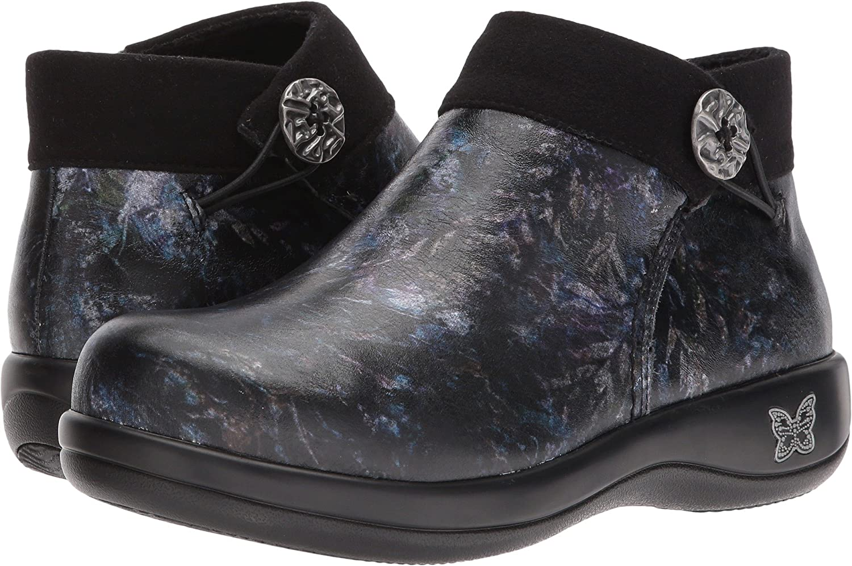 Alegria Alegria Alegria kvinnor Sitka läder Cap Toe Ankle Mode stövlar  online shopping och modebutik