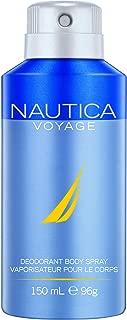 Nautica Voyage Body Spray, 150 ml