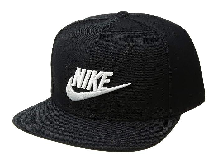 Nike SB Pro Vintage Snapback Hat (BlackPine GreenBlackBlack)