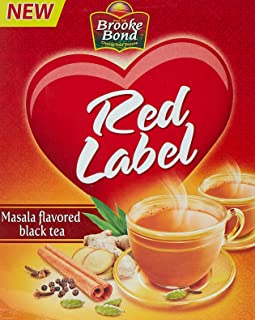Brooke Bond Red Label Masala Loose Tea, 400 gm