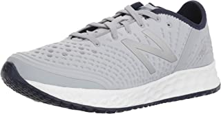 New Balance Women's Fresh Foam Crush v1 Cross Trainer, Silver Mink/Pigment, 5 D US