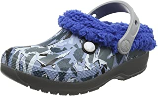 Crocs Kids' Blitzen III Graphic Clogs