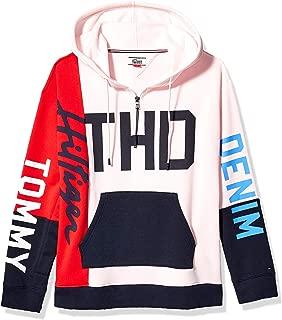 Women's Adaptive Hoodie Sweatshirt with a Velcro Brand Closure