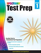 Carson-Dellosa Spectrum Test Prep Workbook, Grade 1