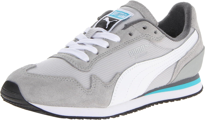 Amazon.com   PUMA Cabana Mesh Sport Lace-Up Fashion Sneaker   Shoes