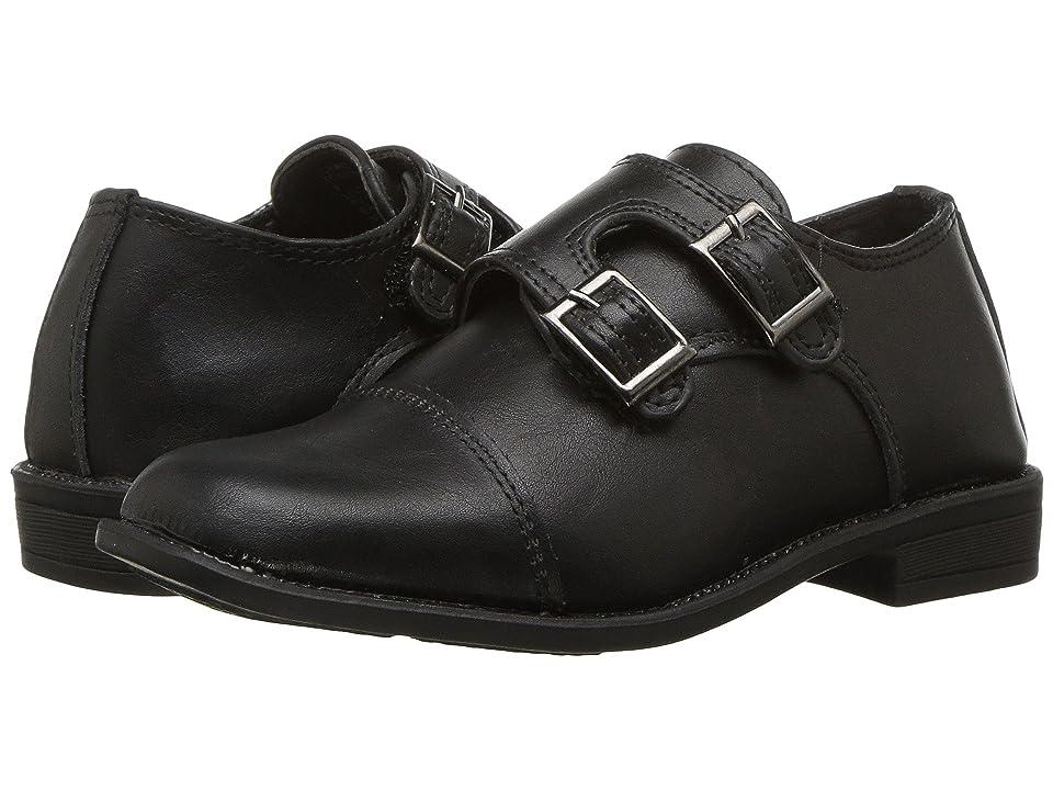Steve Madden Kids Tchaaz (Toddler/Little Kid/Big Kid) (Black) Boys Shoes