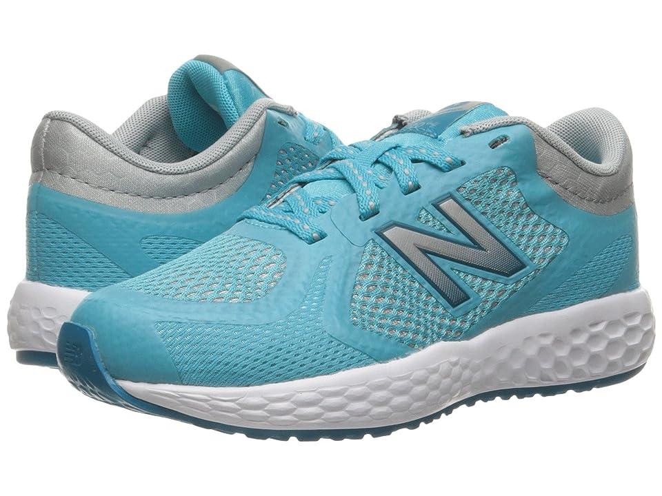 New Balance Kids KJ720v4 (Little Kid/Big Kid) (Blue/Grey) Girls Shoes
