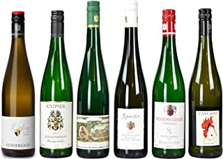 Riesling-Wein-Paket 6 x 0,75 l