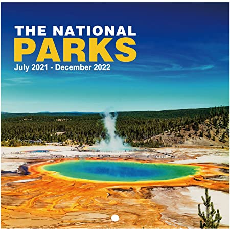 National Parks Calendar 2022.Amazon Com 2021 2022 Wall Calendar 2021 2022 Monthly Square Wall Calendar With Thick Paper July 2021 December 2022 12 X 24 Open Unruled Blocks Nature S Beauty Office Products