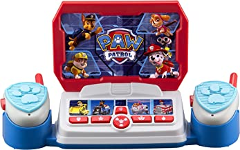 Paw Patrol Command Center with Kid Friendly Walkie Talkies and Speech & Sound Effects