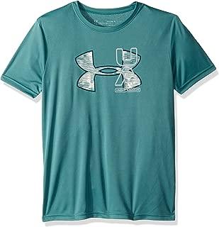 Under Armour Boys' Uv Logo Tee