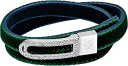 """16"""" Velvet Wrap Bracelet"""