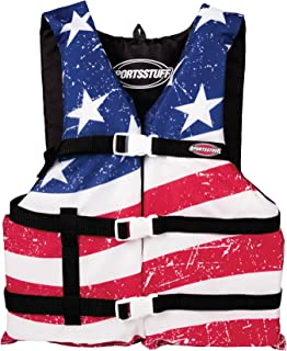 SportStuff Stars and Stripes Life Jacket