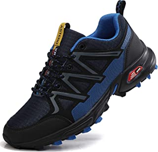 ASTERO Chaussures de Sport Homme Basket Course Mode Running Gym Fitness Respirantes Marche Sneakers Taille 41-46